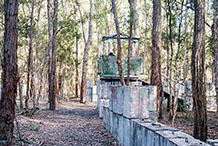 the ruins paintball field hunter valley