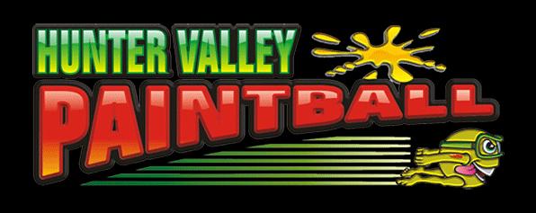 Hunter Valley Paintball Newcastle Logo