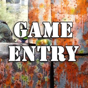 Paintball Game Entry