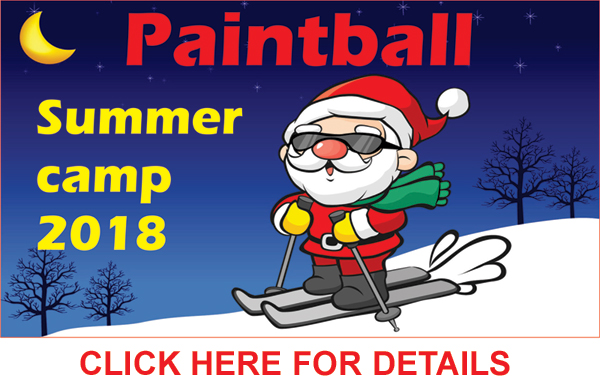 Paintball Summer Camp