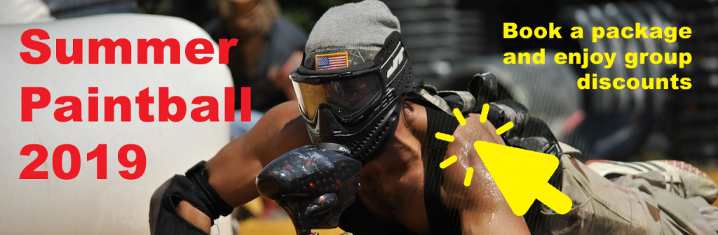 Paintball Package Prices