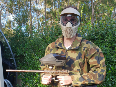 paintball packages hunter valley